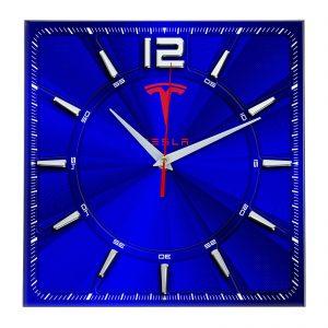 Сувенир – часы Tesla 1 03