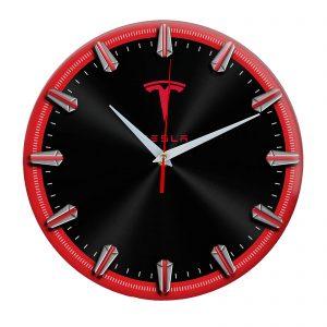 Сувенир – часы Tesla 1 06