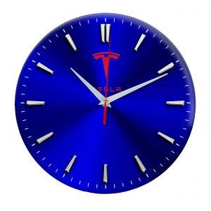 Сувенир – часы Tesla 1 08