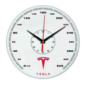 Сувенир – часы Tesla 1 14