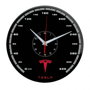 Сувенир – часы Tesla 1 15