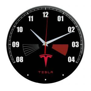 Сувенир – часы Tesla 1 16