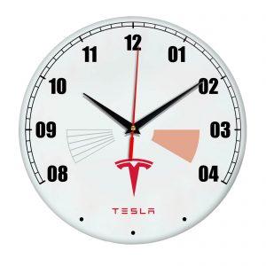 Сувенир – часы Tesla 1 17