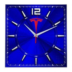 Сувенир – часы Tesla 5 03