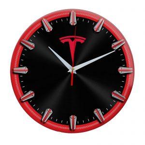 Сувенир – часы Tesla 5 06