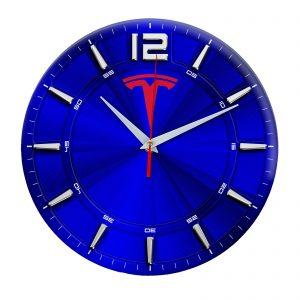 Сувенир – часы Tesla 5 19