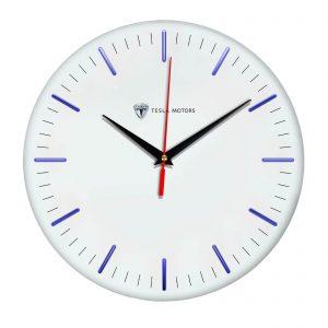 Сувенир – часы tesla motors 11