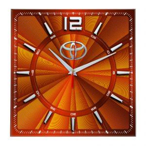 Сувенир – часы Toyota 02