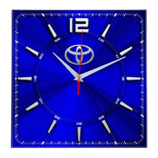 Сувенирные часы Toyota 03
