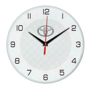Сувенир – часы Toyota 04