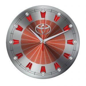 Сувенир – часы Toyota 09