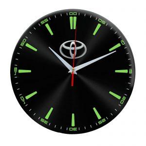 Сувенир – часы Toyota 10