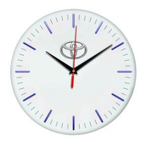 Сувенир – часы Toyota 11