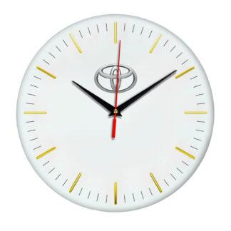 Сувенир – часы Toyota 13