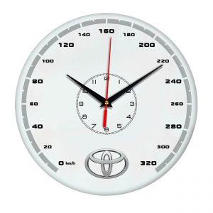 Сувенир – часы Toyota 14