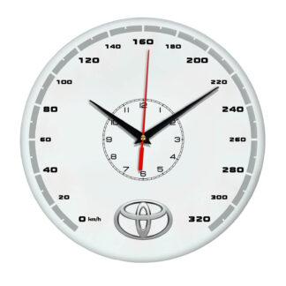 часы со спидометром 320 км ч Toyota 14