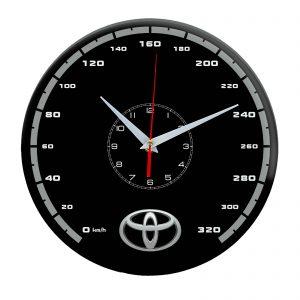 Сувенир – часы Toyota 15