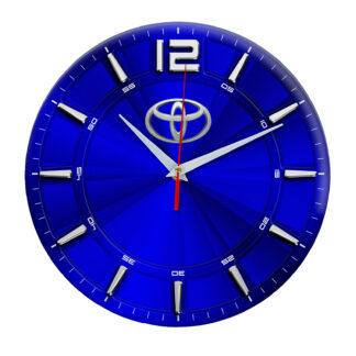 Сувенир – часы Toyota 19