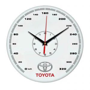 Сувенир – часы Toyota 2 14