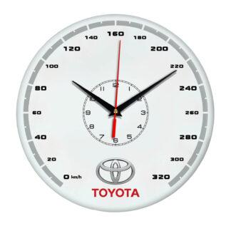 часы со спидометром 320 км ч Toyota 2 14