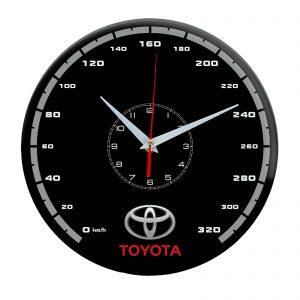 Сувенир – часы Toyota 2 15