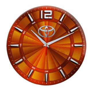 Сувенир – часы Toyota 20
