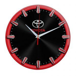 Сувенир – часы Toyota 5 06