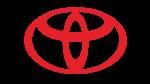 Toyota часы