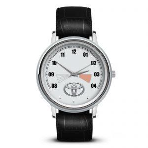 Toyota часы наручные с эмблемой
