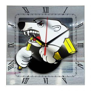Сувенир – часы Traktor Chelyabinsk 01