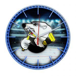 Сувенир – часы Traktor Chelyabinsk 06