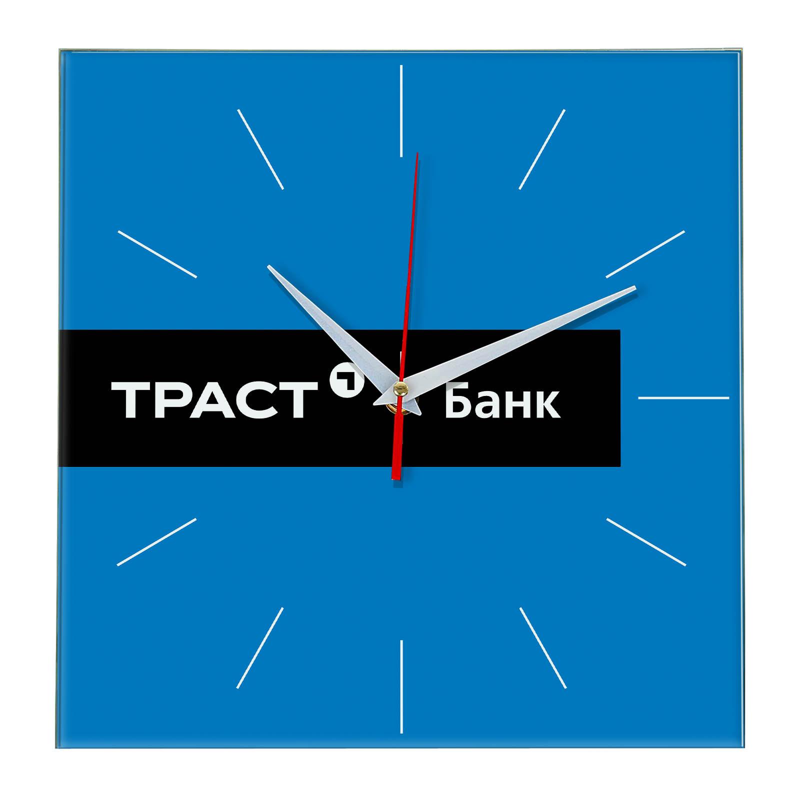 Настенные часы «trust_2»
