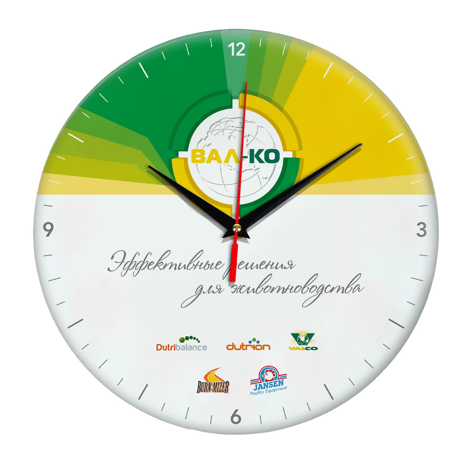 Настенные часы «valko»