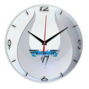 Van halen настенные часы 14