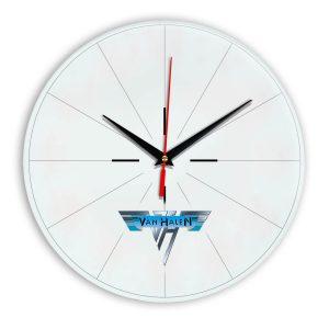 Van halen настенные часы 3