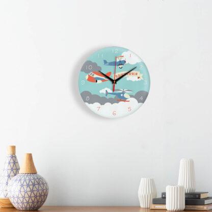 Часы именные с надписью «Виктория»