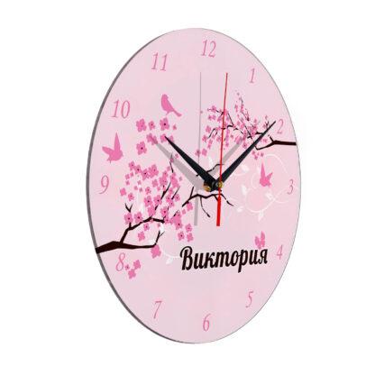 Часы — именной подарок «Виктория»