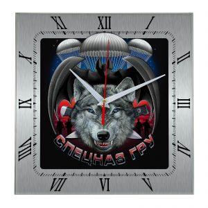 Сувенир – часы vojska sso rossii 01