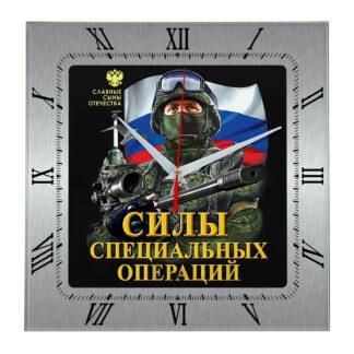 Сувенир – часы vojska sso rossii 02