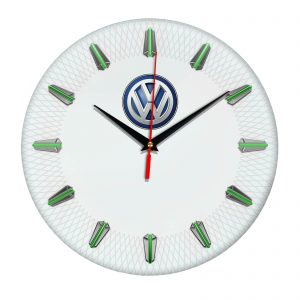 Сувенир – часы Volkswagen 07