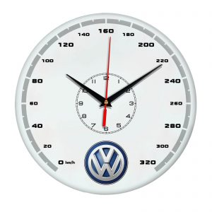 Сувенир – часы Volkswagen 14