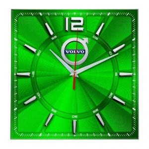 Сувенир – часы Volvo1 01