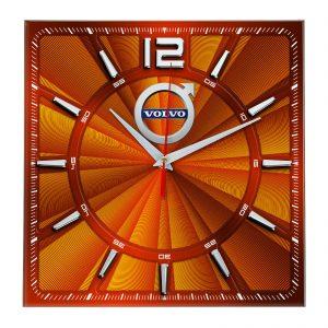 Сувенир – часы Volvo1 02