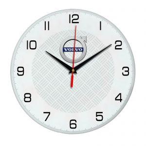 Сувенир – часы Volvo1 04