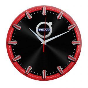 Сувенир – часы Volvo1 06