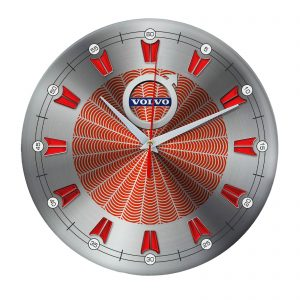 Сувенир – часы Volvo1 09