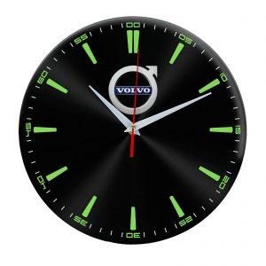 Сувенир – часы Volvo1 10