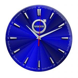 Сувенир – часы Volvo1 12