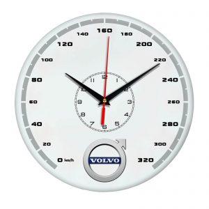 Сувенир – часы Volvo1 14