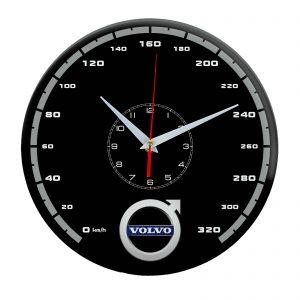 Сувенир – часы Volvo1 15